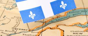 Quebec Map