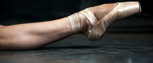 PROFESSIONAL DANCER IN STUDIO