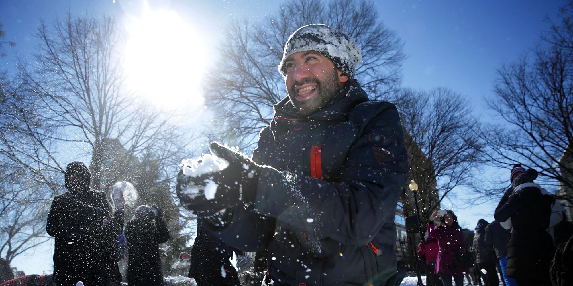 World's Largest Snowball Fight Record Broken By Saskatoon