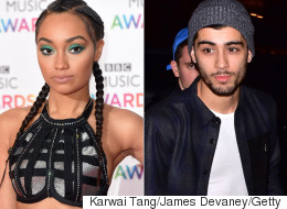 Little Mix's Leigh-Anne Throws Some Shade At Zayn