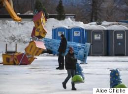 Le Carnaval de Québec victime de la température