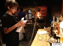 Sherlock Holmes Exhibit Invites Edmontonians To Solve A Mystery