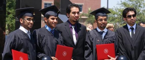 SAUDIS SCHOLARSHIPS IN AMERICA