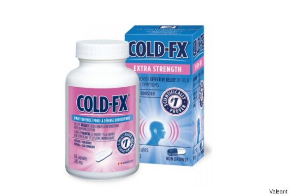 cold fx herbal remedy
