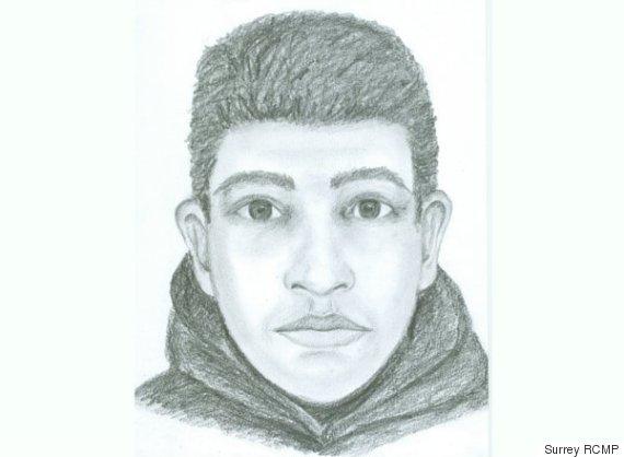 surrey sex assault suspect