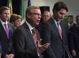 Trudeau Should 'Champion' Energy Sector, Brad Wall Says