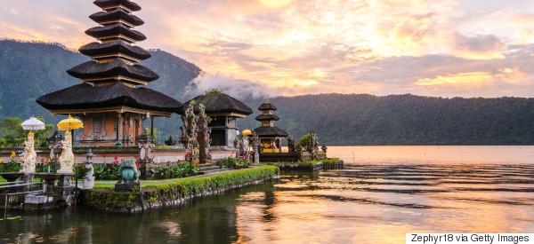 Explore Bali's Temples
