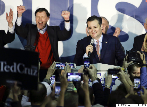 iowa caucuses ted cruz