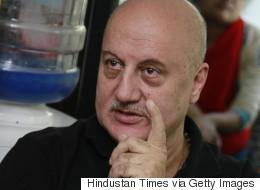 Anupam Kher Claims He Didn't Get Visa To Pakistan Because He's  A Kashmiri Pandit