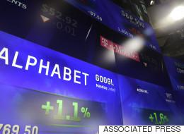 Alphabet (Google) première capitalisation boursière devant Apple