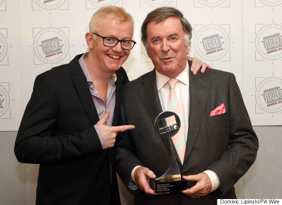 terry wogan chris evans