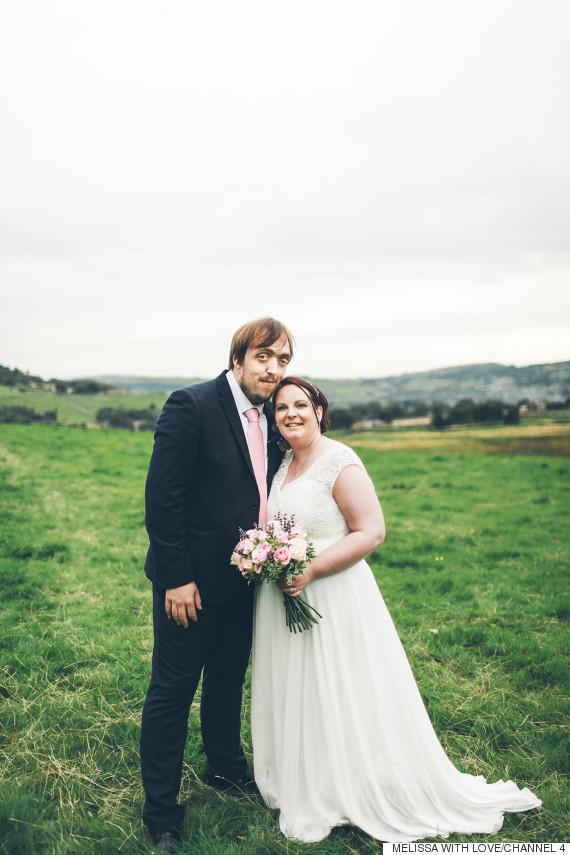 undateables wedding standing