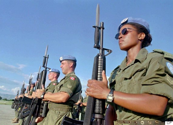 canada peacekeeping