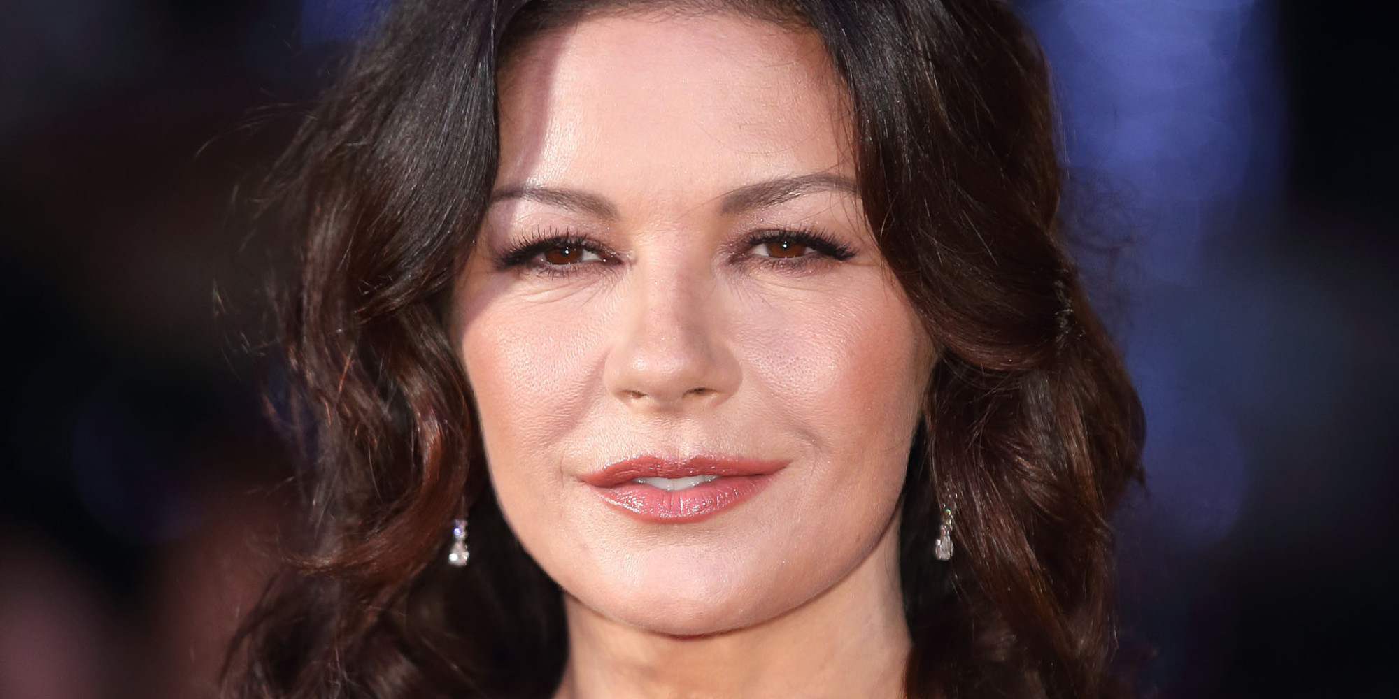 Catherine Zeta-Jones Speaks Candidly About Michael Douglas' Cancer ... Catherine Zeta Jones