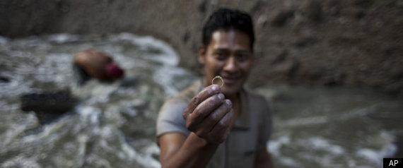 Guatemala Trash Miners