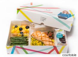 Manger santé, même quand on oublie son lunch