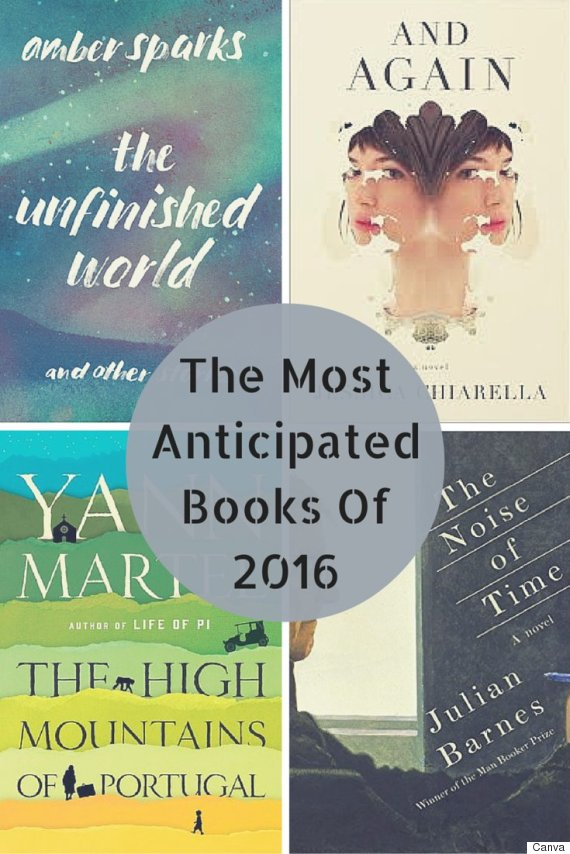 most anticipated books 2016