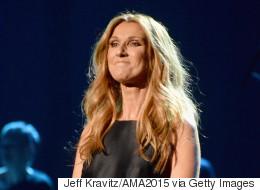 Céline Dion de retour sur scène pour René (VIDÉO/PHOTOS)