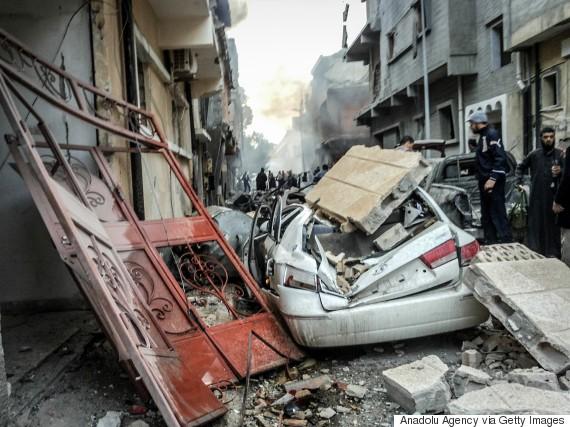 benghazi unrest