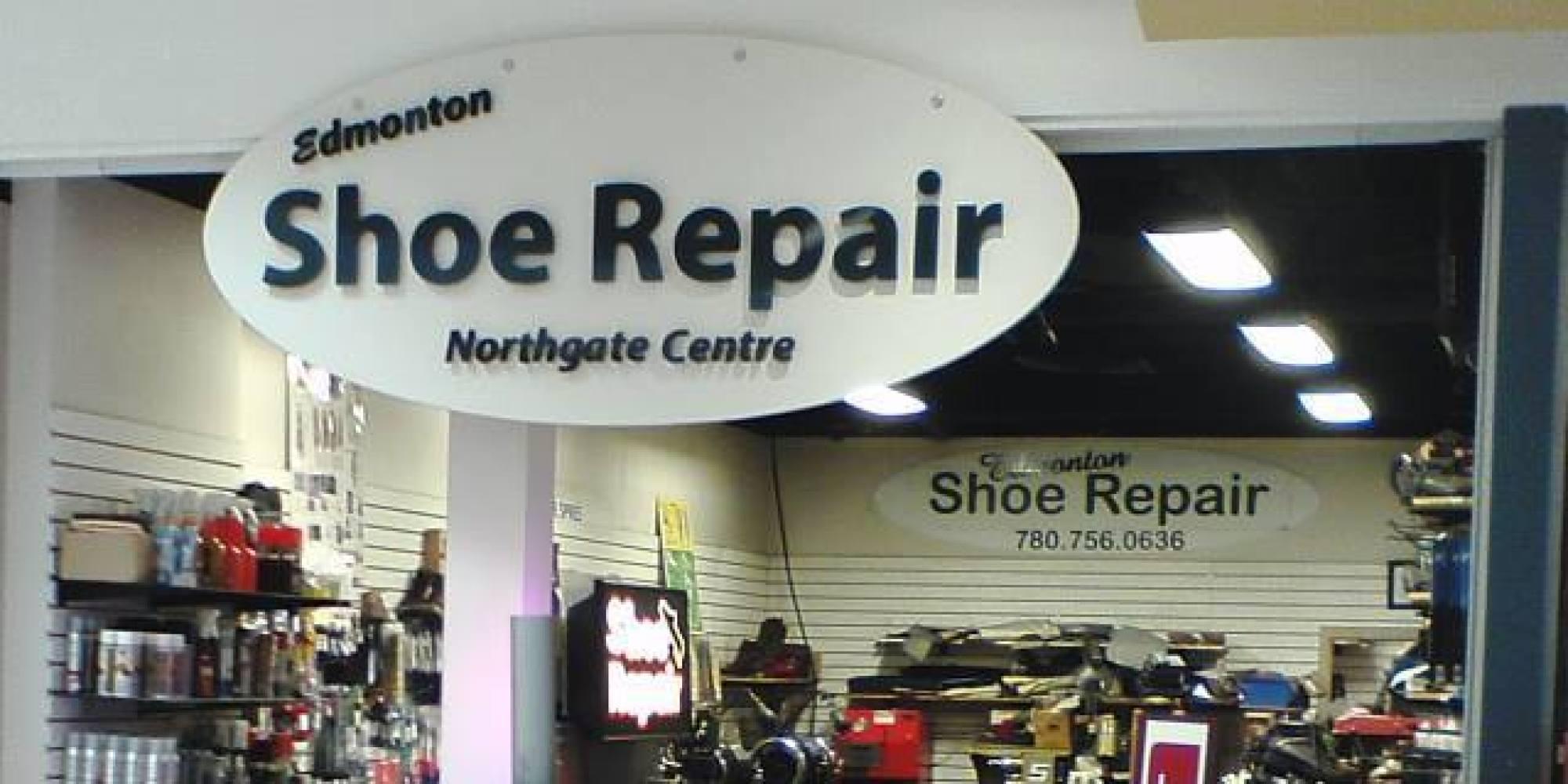 Shoe Repair Edmonton South