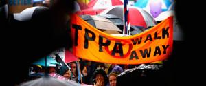 Transpacific Protest
