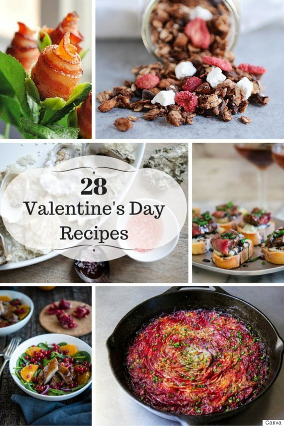 28 Valentine 39 S Day Ideas For Dinner Or Dessert To Will