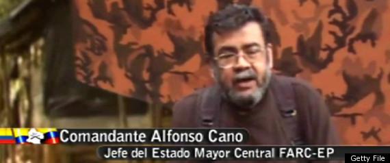 ALFONSO CANO KILLED