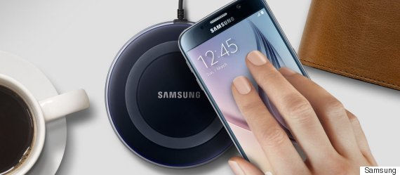 charging plate