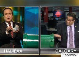 Naheed Nenshi Sells The Energy East Pipeline On '22 Minutes'