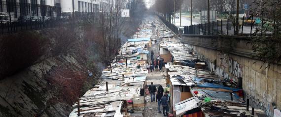 BIDONVILLE PARIS