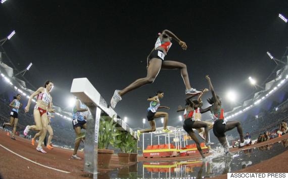 women athlete india