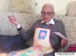 El enfado de un pensionista al enterarse de que su pensión va a subir dos euros (VÍDEO)