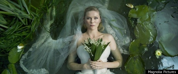 EUROPEAN FILM AWARDS MELANCHOLIA