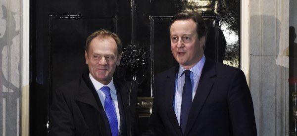 No paren Europa por ayudar a Cameron