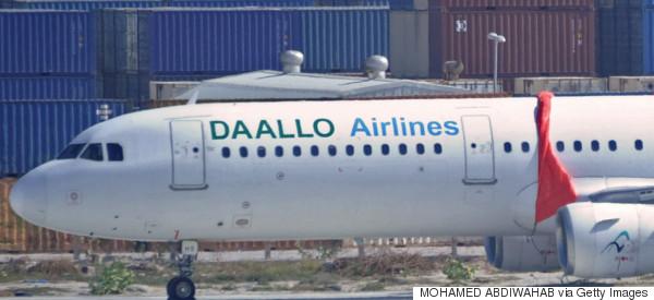 Somalie : l'explosion à bord d'un avion due à une bombe