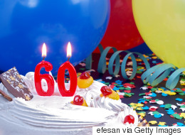 Why 60 Is SOOO Not The New 40!