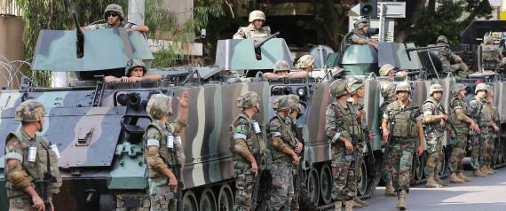 LEBANON ARMY