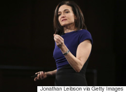 Sheryl Sandberg Speaks Out Against Gender Bias
