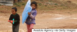 SYRIA CHILDREN