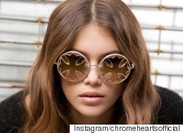 Cindy Crawford's Daughter Kaia Gerber Lands First Fashion Campaign