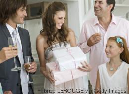 Situation délicate: un mariage, deux célébrations, un ou deux cadeau(x) et de quel prix?