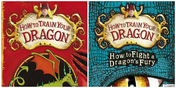 How To Train Your Dragon Author Cressida Cowell On How Her Books