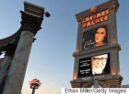 Las Vegas rend hommage à René Angélil