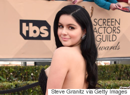 Ariel Winter Is 'Not Ashamed' Of Her Breast-Reduction Scars