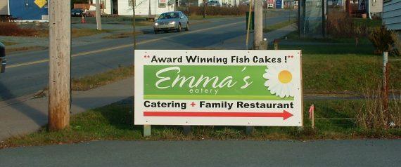 EMMAS EATERY RESTAURANT NOVA SCOTIA
