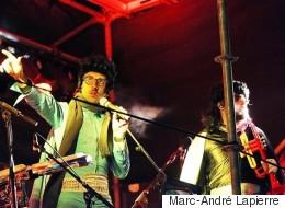 Misteur Valaire et la pop de Shenzhen au volet extérieur de Montréal en lumière
