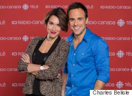 Sébastien Benoit et Bianca Gervais à la barre du «Combat des villes» (VIDÉO)