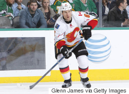 Calgary Flames Defenceman Suspended For Knocking Down Official