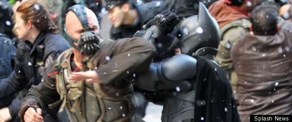 BATMAN BANE NYC