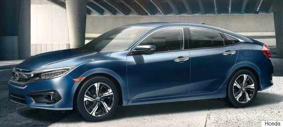 honda civic sedan ext